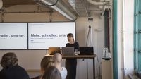 photo from smarter talks #3